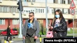 Beograđani na ulicama, 16. mart