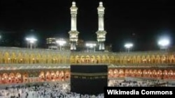 Saudi Arabia, Makkah-seat Hajj all Muslims of the world