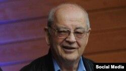 Основатель фонда поддержки свободы прессы Дмитрий Зимин