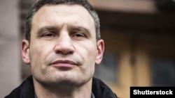 Віталій Кличко, міський голова Києва. 6 грудня 2014 року