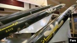 موشک زمین به هوای نازعات
