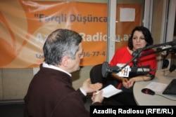 Azad Yaşar və Şahnaz Bəylərqızı