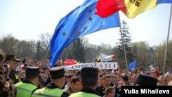 Protestele din 6-7 aprilie 2009 la Chișinău