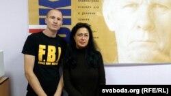Мікіта Наглін і Тамара Балакіна