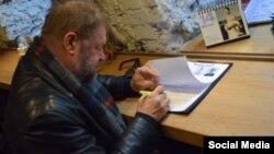 Борис Гребенщиков пишет для марафона писем #Амнести - в защиту узников по всему свету