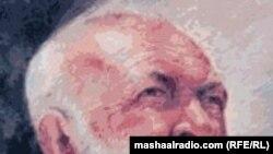 د خان عبدالصمد خان اڅکزي ارټیسټیک انځور
