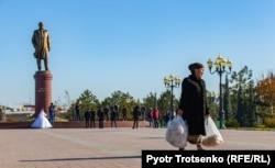 Самарканд, Узбекистан, 29 ноября 2019 года.