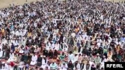 برگزاری نماز جمعه در هرات