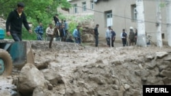 Наводнение в Хороге, 2010 год
