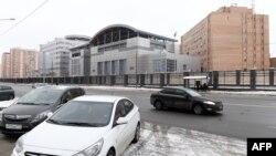 Комплекс будынкаў ГРУ Генштабу РФ у Маскве