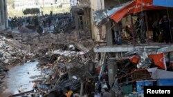 Eksplozija u Mansuri