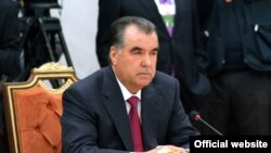 Э.Раҳмон, 10 октябри соли 2014, шаҳри Минск