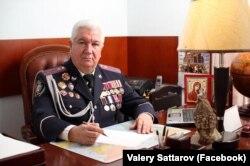 Валерій Саттаров