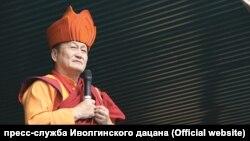 Дамба Аюшеев