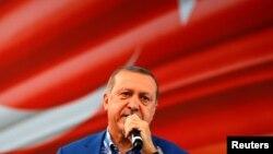 اردوغان: تلاش برای جمعآوری شواهد در مورد تلاش کودتا جریان دارد.