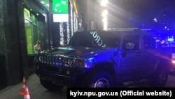 ДТП у Києві 24 липня 2018 року