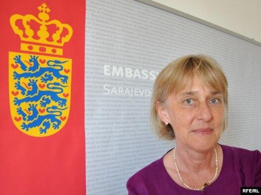 Kirsten Gilen, Foto: Midhat Poturović