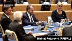 Lideri regiona na samitu u Sarajevu