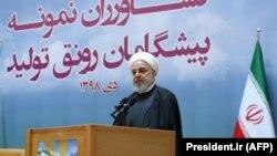 Presidenti iranian, Hassan Rohani,