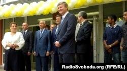 Украинаның иң бай кешесе Ринат Әхмәтов 2013 елның 1 сентябрендә Донецкида