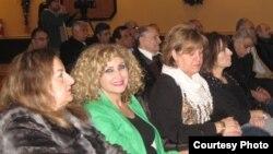 جانب من لقاء الجالية العراقية في مشيغان