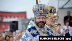 Предстоятель УГКЦ Святослав (Шевчук)