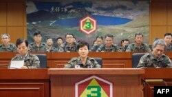 Түштүк Кореянын аскерлери