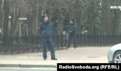 Центр Луганська перекритий – в місто прибув візитер з Росії