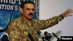 عاصم بجوا، سخنگوی اردوی پاکستان