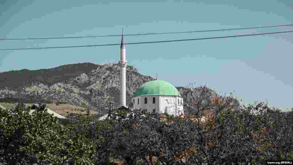 Мечеть«Къоз джамиси»