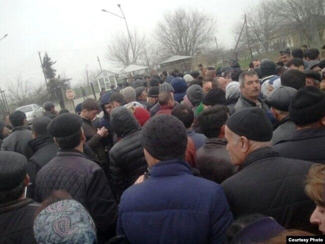 Biləsuvar sərhəd keçid məntəqəsi. 13mart2017
