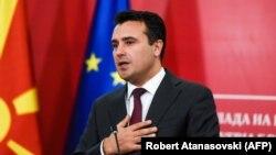 Kryeministri i Maqedonisë së Veriut, Zoran Zaev. Fotografi nga arkivi.