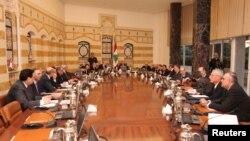 دولت لبنان در دو سال گذشته درگیر اختلافات داخلی بوده است.
