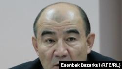 Марат Қоғамов, Қазақ гуманитарлық заң университетінің ректоры. Астана, 8 қараша 2010 жыл