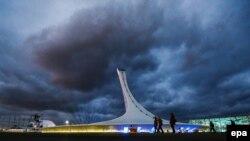 Панорама Олімпійського парку Сочі