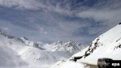 Աֆղանստանի լեռներում