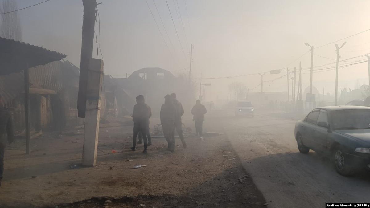 Беспорядки в Казахстане: число погибших возросло до 11