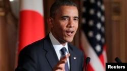 باراک اوباما، رئیسجمهوری آمریکا