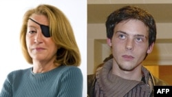 Journalists Marie Colvin and Remi Ochlik were killed during Syrian government shelling of Homs in late February.