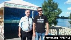 Предприниматели из Крыма, торгующие в Киеве