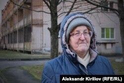 Янина Николаева, последняя жительница дома престарелых