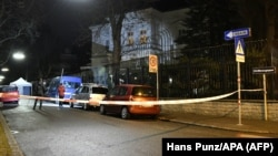 Austri: Policia ka rrethuar skenën e krimit, jashtë rezidecës së ambasadorit iranian në Vjenë.