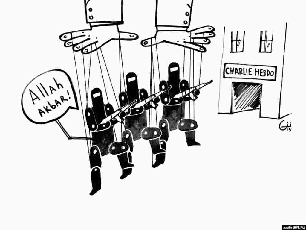 A cartoon by Guzel Garipova for RFE/RL's Tatar-Bashkir Service
