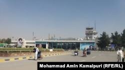 آرشیف، میدان هوایی بینالمللی حامد کرزی در کابل