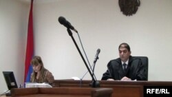 Armenia -- A Yerevan court starts the trial of a schoolteacher accused of child sex abuse, 26 April 2010.