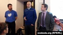 Марэк Стальмасік, Анатоль Міхнавец, Томаш Блядынец