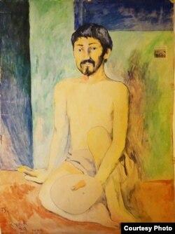 Этот автопортрет художника разгневал советских чиновников.