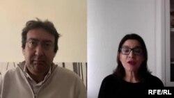 """Procentul țărilor UE care implementează recomandările GRECO privind combaterea corupției în rândul politicienilor """"este foarte scăzut"""" - Gianluca Esposito, secretarul general al GRECO (stânga)"""