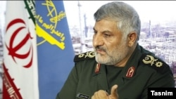 Abdollah Abdollahi, the head of the IRGC construction corporation Khatam-al Anbiya