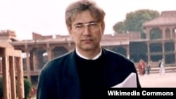 Թուրք գրող Օրհան Փամուքը: